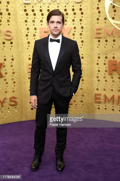Jason Ralph attends the 71st Emmy Awards at Microsoft Theater on September 22 2019 in Los Angeles California