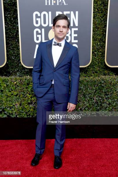 Jason Ralph attends the 76th Annual Golden Globe Awards at The Beverly Hilton Hotel on January 6 2019 in Beverly Hills California