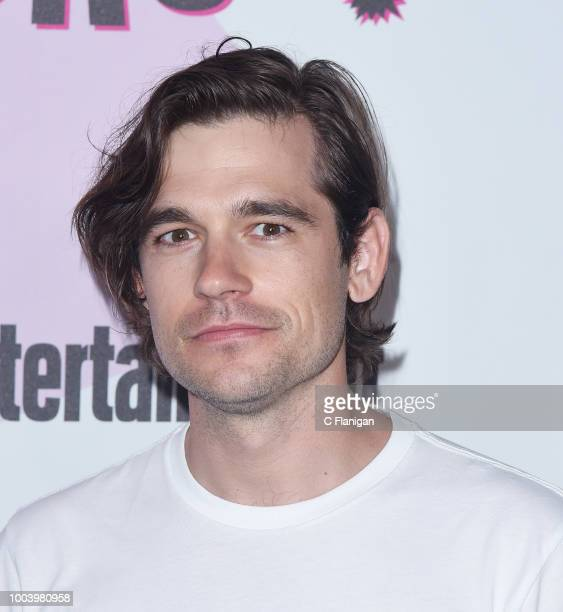 Jason Ralph attends the annual Entertainment Weekly ComicCon Celebration at Float at Hard Rock Hotel San Diego on July 21 2018 in San Diego California