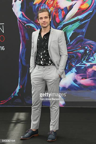 Jason Ralph attends The Magicians Photocall as part of the 56th Monte Carlo Tv Festival at the Grimaldi Forum on June 13 2016 in MonteCarlo Monaco