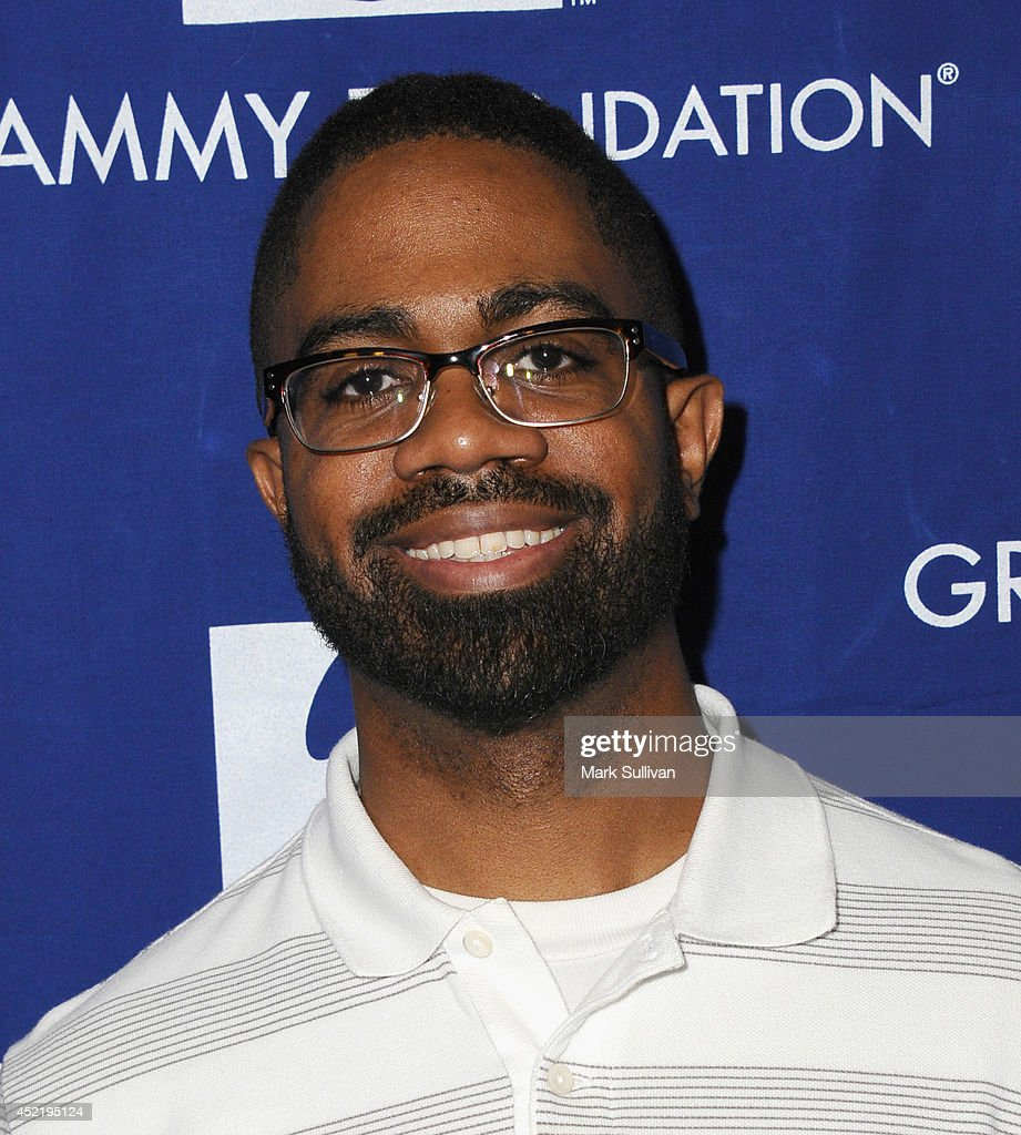 Jason R.E. Sears at the GRAMMY Foundations 10th annual GRAMMY Camp held at the University of Sothern California in Los Angeles Information at (GRAMMYiintheSchools.com) on July 15, 2014 in Los Angeles, California.