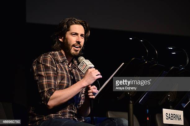 Jason Reitman attends the Film Independent at LACMA presents Live Read of 'Dazed And Confused' at Bing Theatre At LACMA on March 19 2015 in Los...