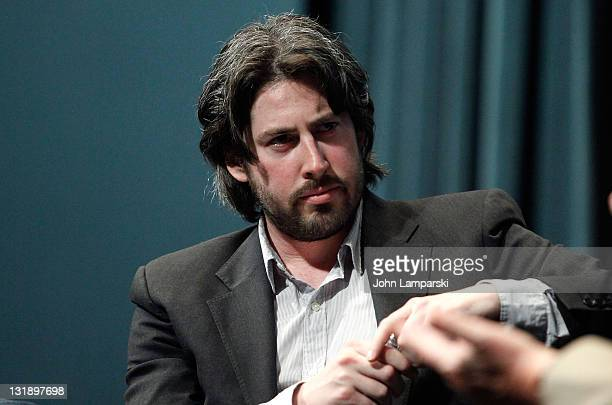 Jason Reitman attends the Film Society of Lincoln Center screening of Carnal Knowledge at the Walter Reade Theater on June 12 2011 in New York City