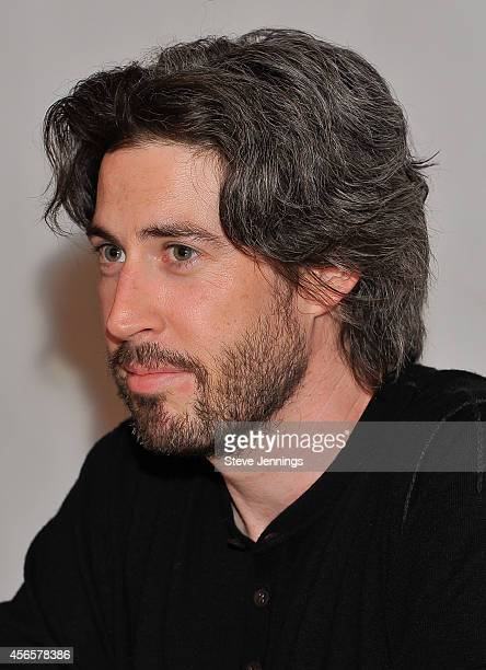 Jason Reitman attends the opening night press conference for the Mill Valley Film Festival on October 2 2014 in Mill Valley California Sharp is...