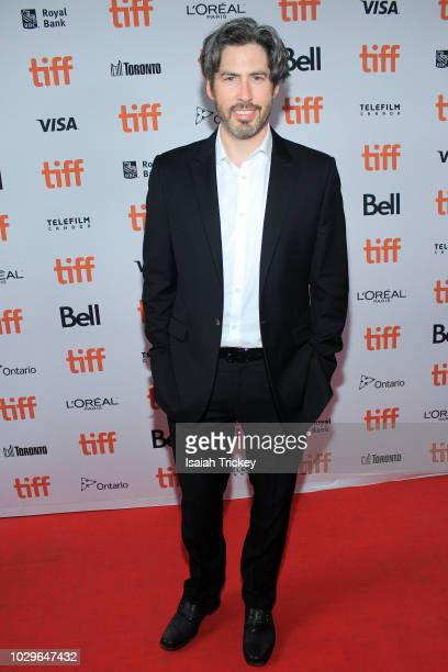 Jason Reitman attends the 'The Front Runner' premiere during 2018 Toronto International Film Festival at Ryerson Theatre on September 8 2018 in...
