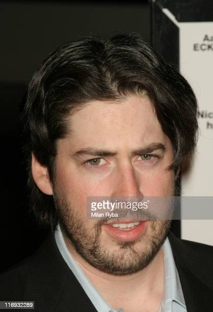 "Jason Reitman during ""Thank You For Smoking"" Los Angeles Premiere - Arrivals at Directors Guild Of America in Los Angeles, California, United States."