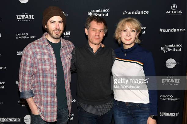 Jason Reitman Sundance Film Festival senior programmer John Nein and Diablo Cody attend the 2018 Sundance Film Festival Cinema Cafe Diablo Cody and...