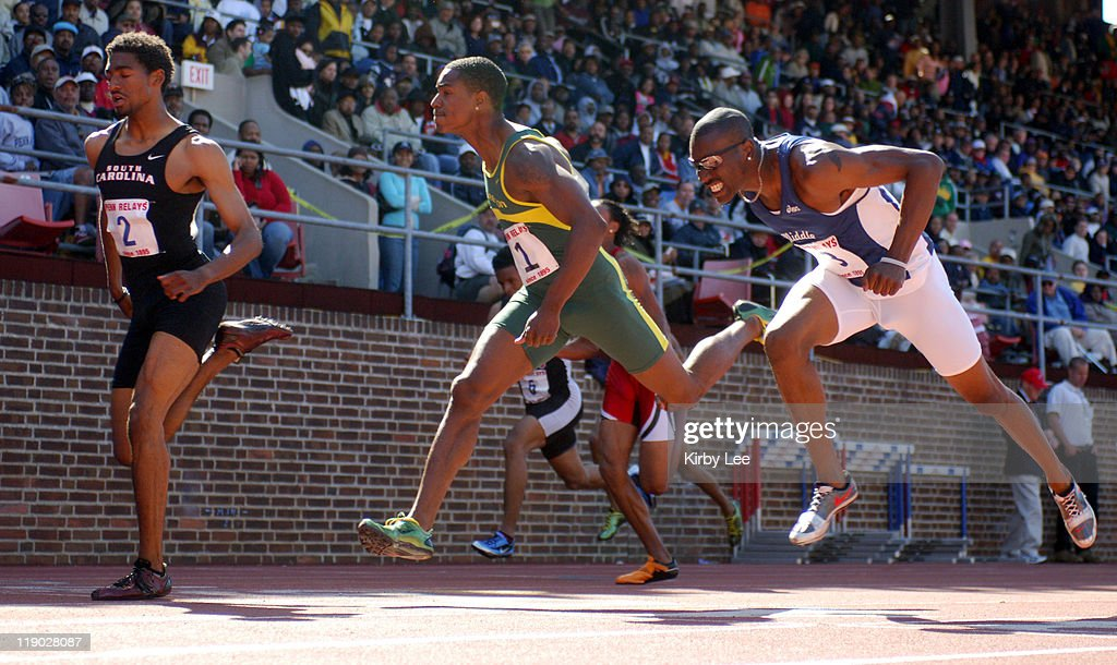 112th Penn Relays - April 29, 2006 : News Photo