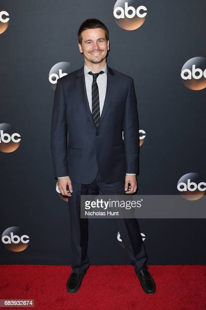 Jason Ritter attends the 2017 ABC Upfront on May 16 2017 in New York City