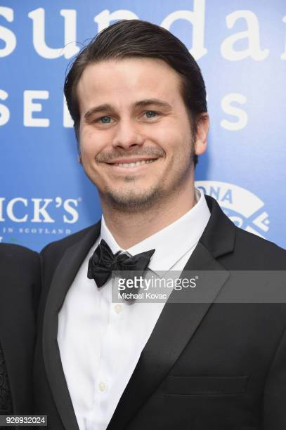 Jason Ritter attends the IFC Films Independent Spirit Awards After Party presented by MovieGrade App Hendricks Gin and Kona Brewing Company on March...