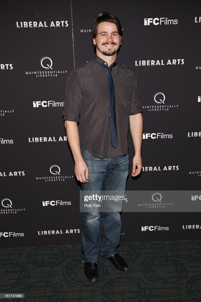 """Liberal Arts"" New York Screening : News Photo"