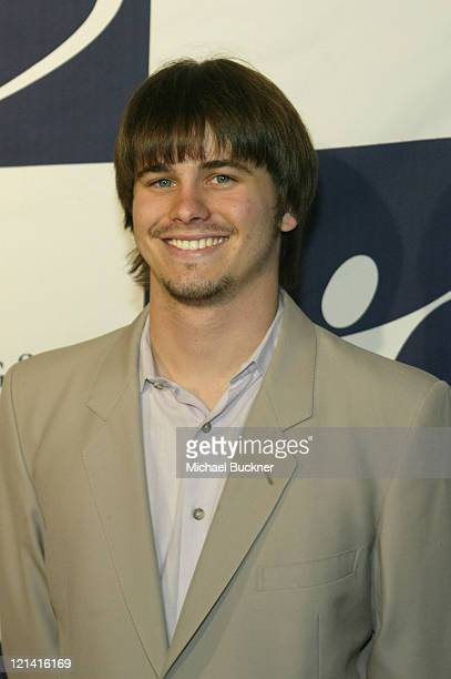 Jason Ritter during Big Brothers Big Sisters of Greater Los Angeles Rising Stars 2004 Gala at The Beverly Hilton in Beverly Hills California United...