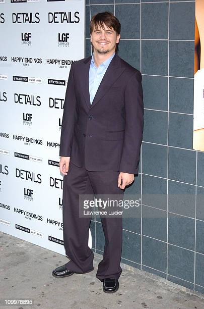 Jason Ritter during Happy Endings New York City Premiere at Chelsea Clearview in New York City New York United States