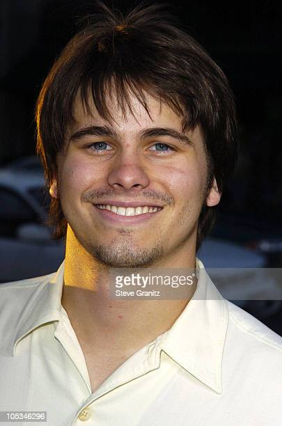 Jason Ritter during 'Wicker Park' Premiere Arrivals at Egyptian Theatre in Hollywood California United States