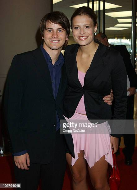 Jason Ritter Marianna Palka during '5th Annual Family Television Awards' in Beverly Hills California United States