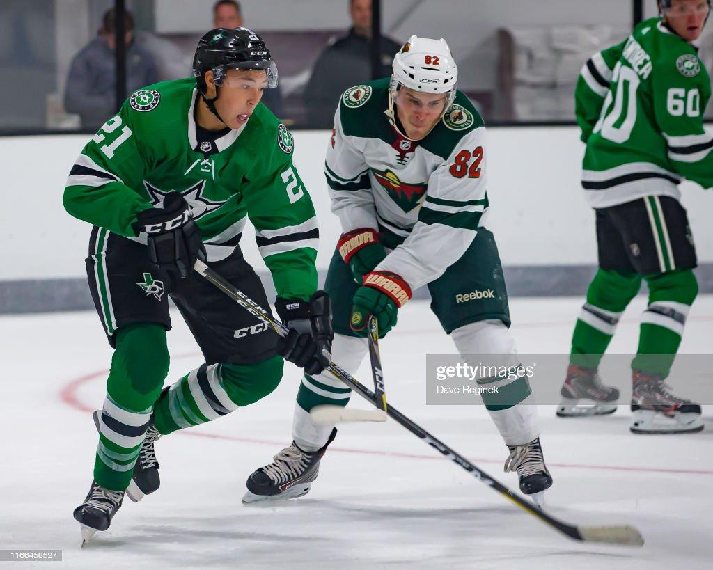 NHL Prospects Tournament Day-1 : Foto jornalística