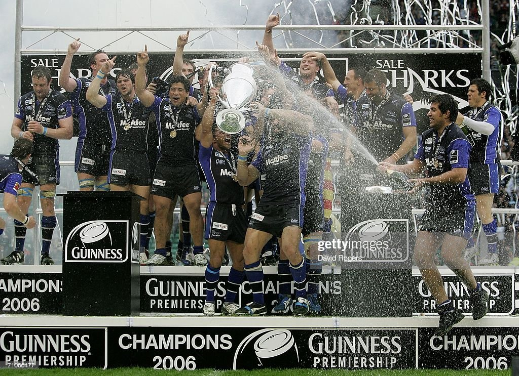 Guinness Premiership Final: Sale Sharks v Leicester Tigers : News Photo