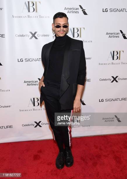 Jason Rodriguez attends the American Ballet Theatre 2019 Fall Gala at David H Koch Theater at Lincoln Center on October 16 2019 in New York City