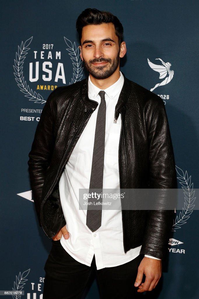 Team USA Awards presented by Dow : News Photo