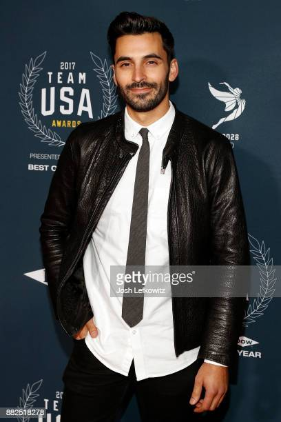 Jason Rogers attends the 2017 Team USA Awards on November 29 2017 in Westwood California