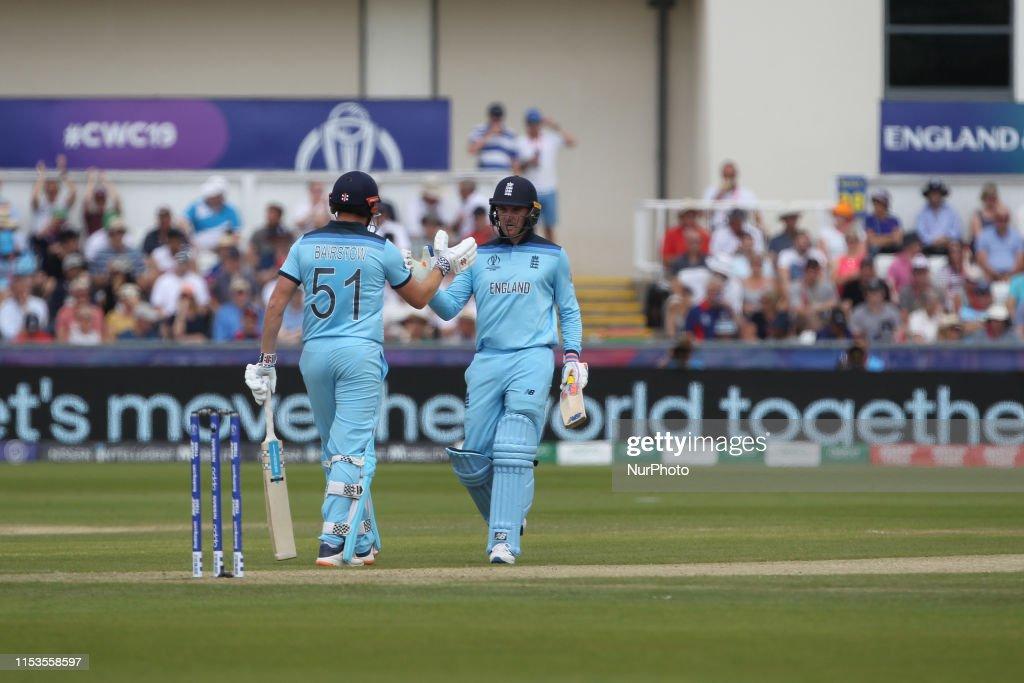 England v New Zealand - ICC Cricket World Cup 2019 : News Photo
