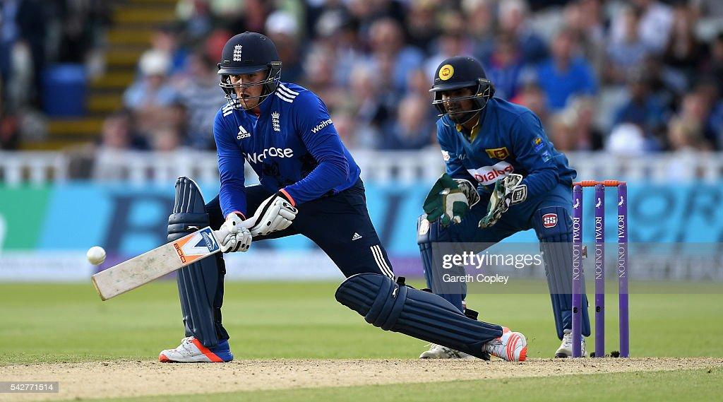 England v Sri Lanka - 2nd ODI Royal London One-Day Series 2016