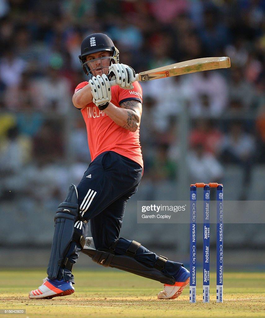 New Zealand v England - ICC Twenty20 World Cup Warm Up