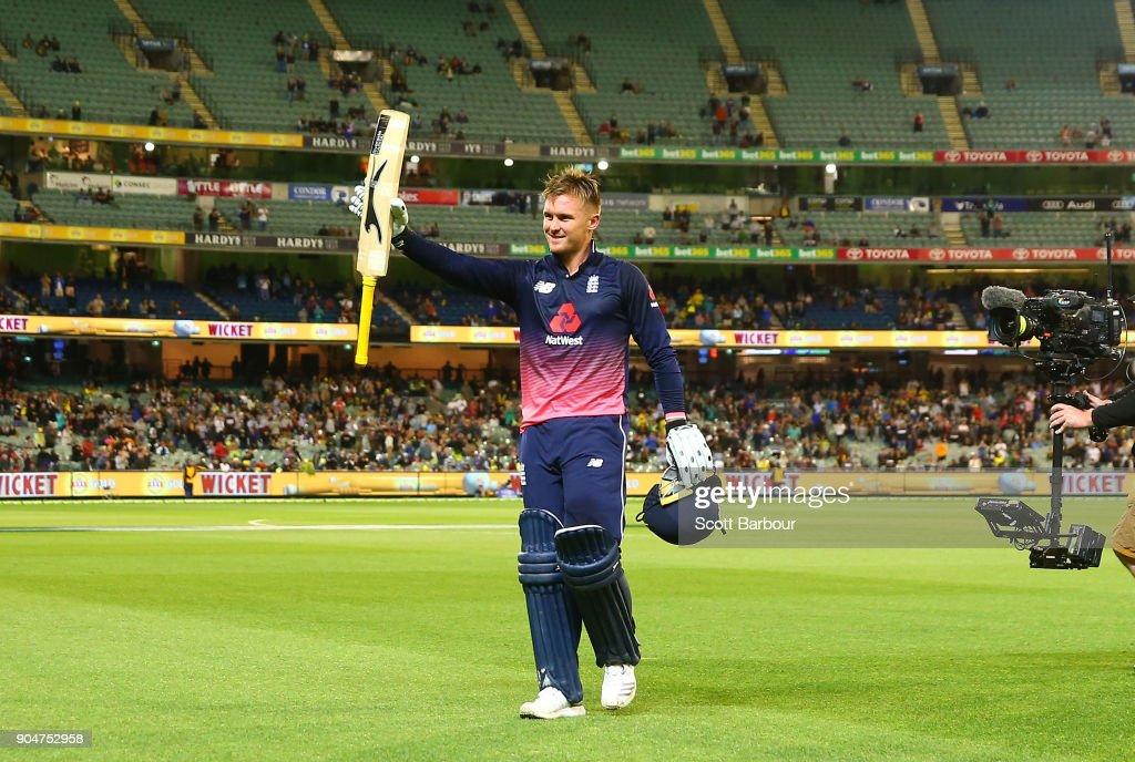 Australia v England - Game 1 : News Photo