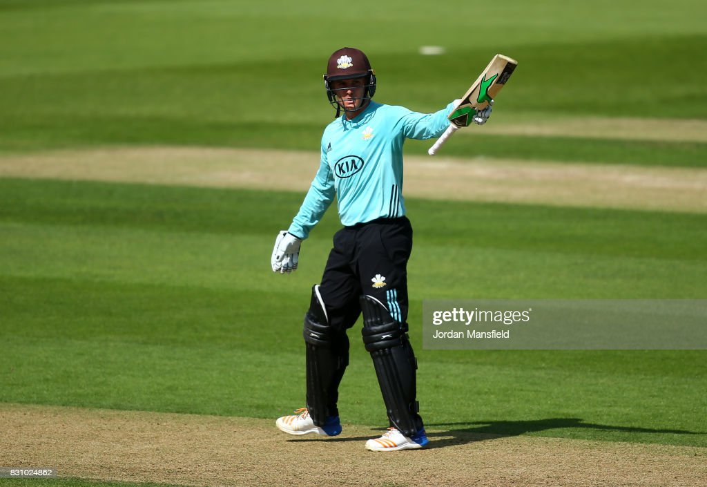 Surrey v Sussex Sharks - NatWest T20 Blast : News Photo