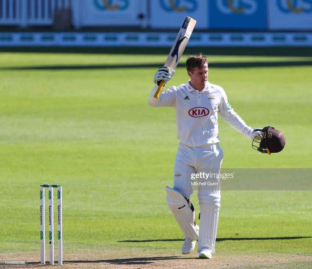 Surrey v Essex - Specsavers County Championship: Division One : News Photo