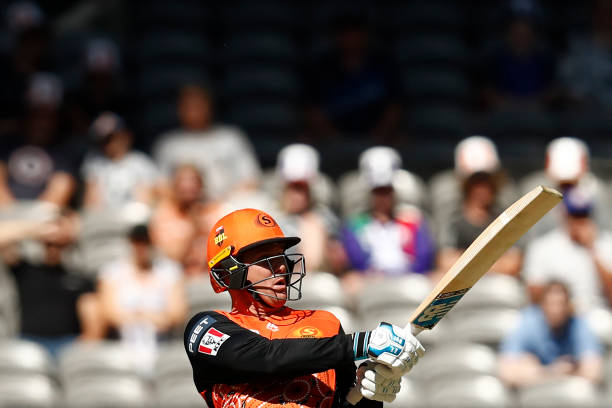 AUS: BBL - Hurricanes v Scorchers