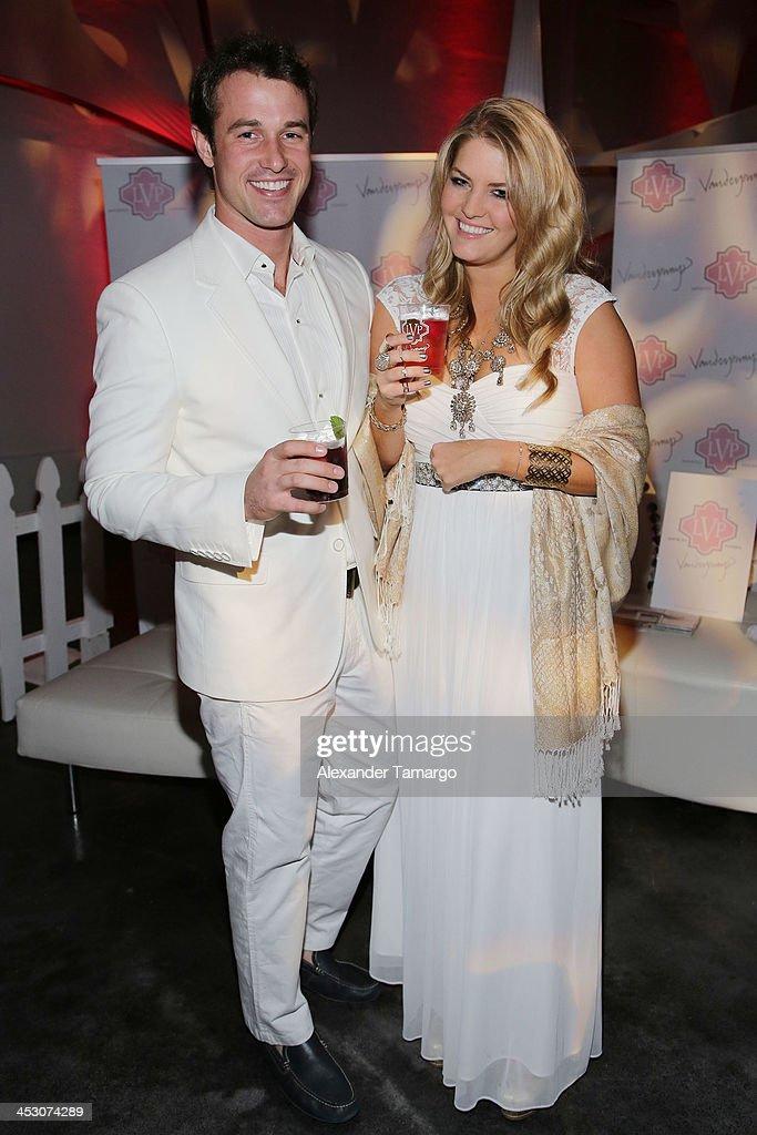 Lisa Vanderpump Debuts LVP Sangria At The White Party In Miami : News Photo