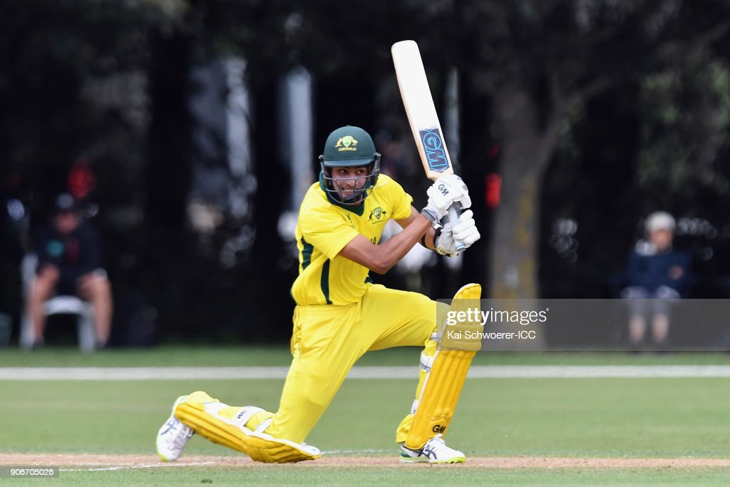 ICC U19 Cricket World Cup - Australia v PNG
