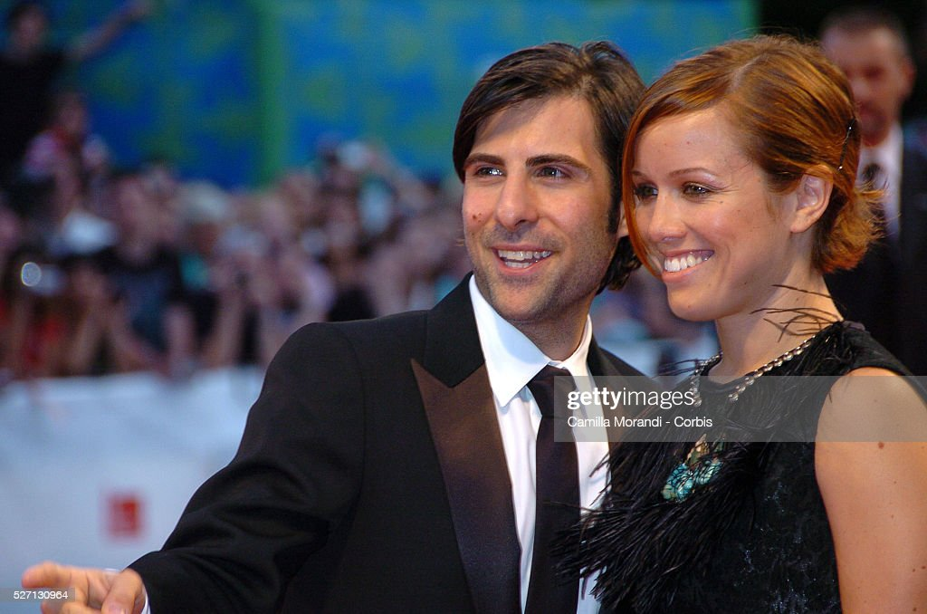 Jason Schwartzman And His Wife Arrive At The Preimere Of The News Photo Getty Images