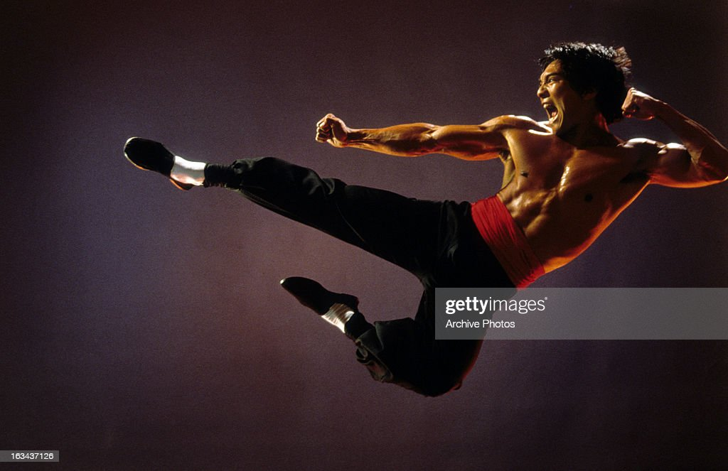 Jason Scott Lee In 'Dragon: The Bruce Lee Story' : News Photo