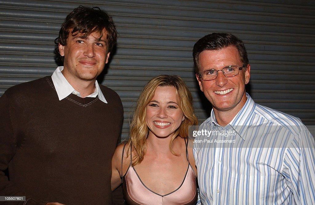 Jason Segel Linda Cardellini 2004 NBC All Star Part...