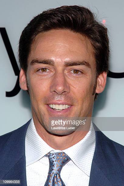Jason Sehorn during FCUK I'm Voting Party at the GOP Convention at French Connection Soho in New York City New York United States