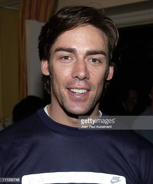 Jason Sehorn during HBO Golden Globes Luxury Lounge Produced By Mediaplacement at The Peninsula Hotel in Beverly Hills California United States