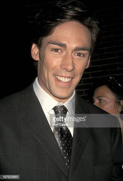 Jason Sehorn during Jason Sehorn Leaving the Late Show with David Letterman January 10 2001 at The Ed Sullivan Theater in New York New York United...