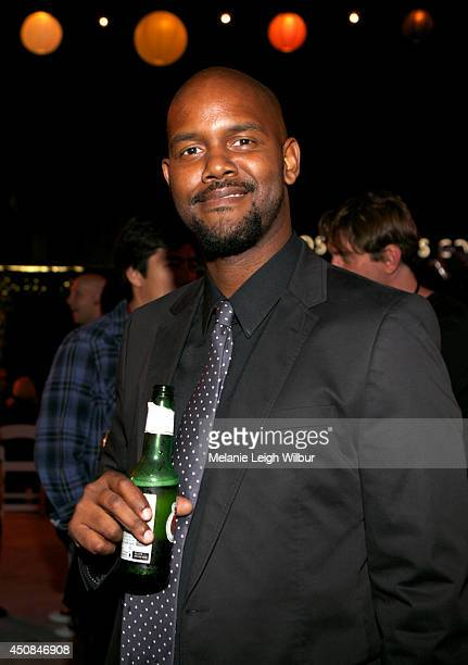 Jason Smith attends the Film Independent Member Reception during the 2014 Los Angeles Film Festival at the LA Live Event Deck on June 17 2014 in Los...