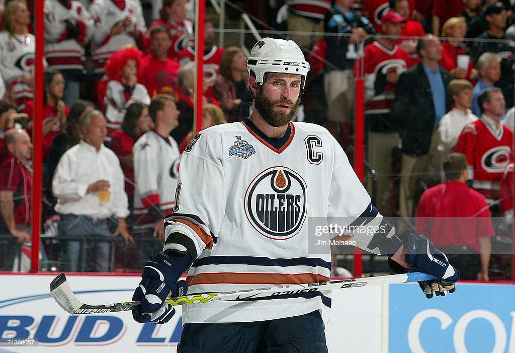 Edmonton Oilers v Carolina Hurricanes: Game 7 : News Photo