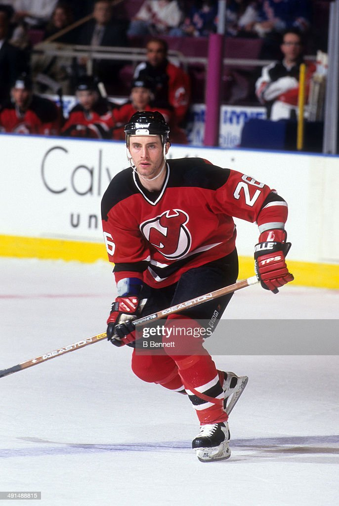 New Jersey Devils v New York Rangers : News Photo