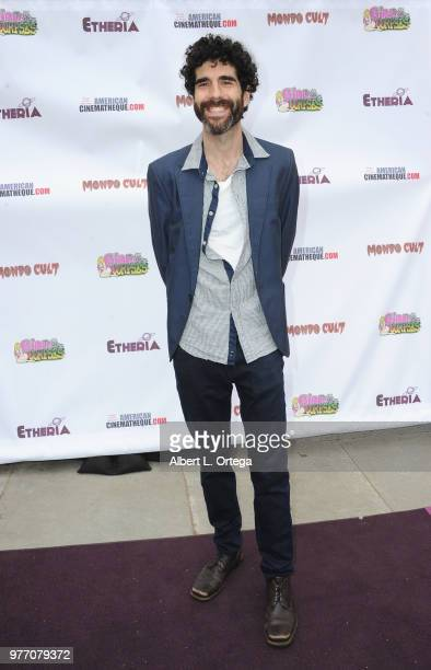 Jason Stare arrives for the 2018 Etheria Film Night held at the Egyptian Theatre on June 16 2018 in Hollywood California