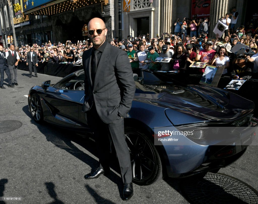 """Premiere Of Universal Pictures' """"Fast & Furious Presents: Hobbs & Shaw"""" - Red Carpet : News Photo"""