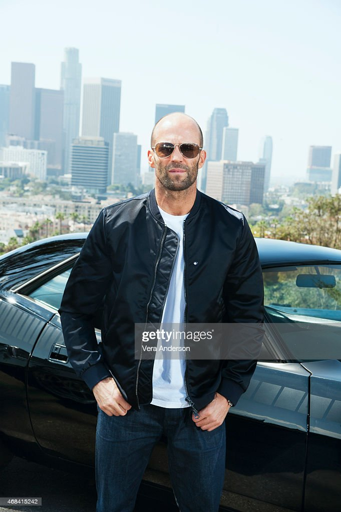 Jason Statham, Portrait Session, March 23, 2015