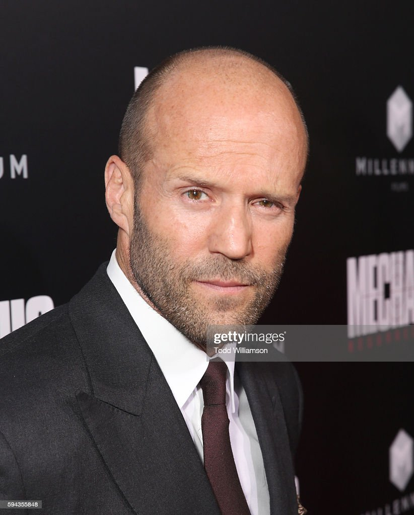 "Premiere Of Lionsgate Summit Premiere's ""Mechanic: Resurrection"" - Red Carpet & After Party : News Photo"