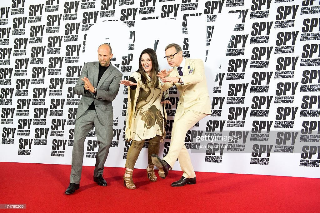 'Spy: Susan Cooper Undercover' Berlin Photocall : News Photo