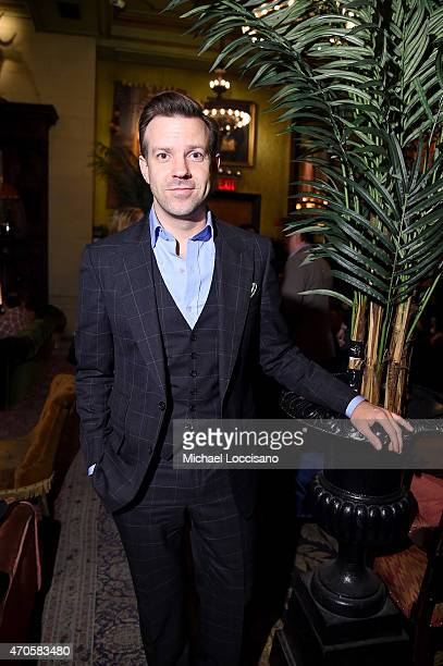 Jason Sudeikis attends the 2015 Tribeca Film Festival After Party for 'Sleeping With Other People' sponsored by Dark Horse Wines at The Jane Hotel on...