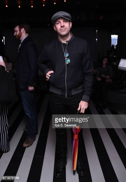 Jason Sudeikis attends the After Party for Permission Sponsored by Heineken during 2017 Tribeca Film Festival at UpDown on April 22 2017 in New York...