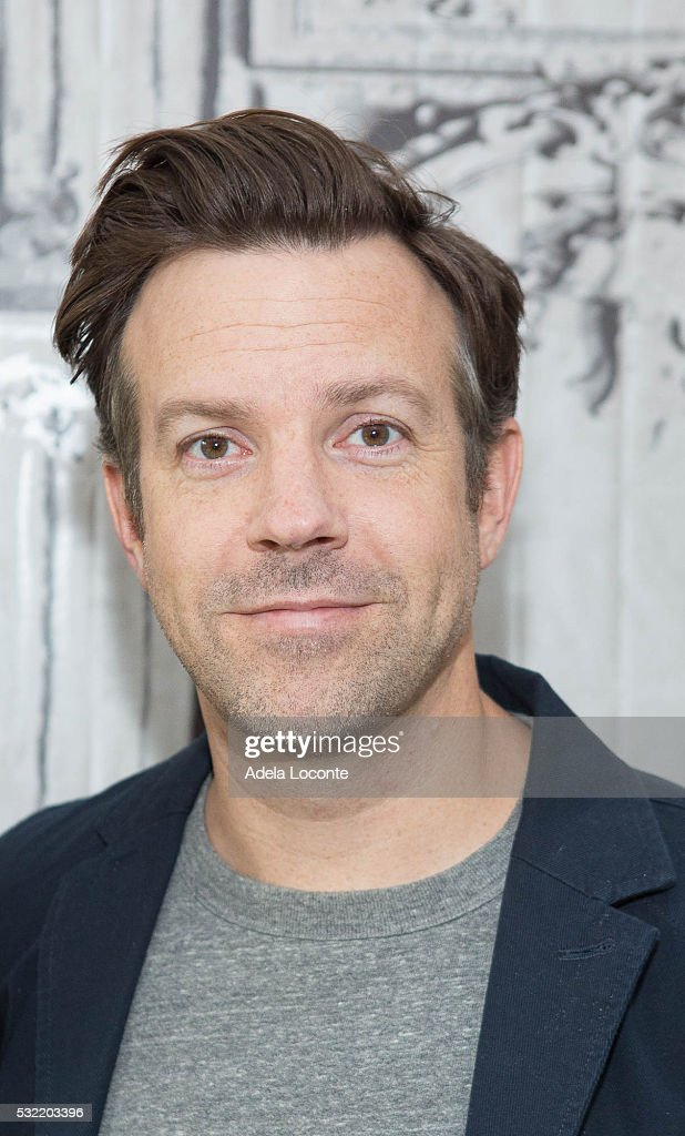 Jason Sudeikis attends 'The Angry Birds Movie' At AOL Build at AOL on May 18, 2016 in New York City.